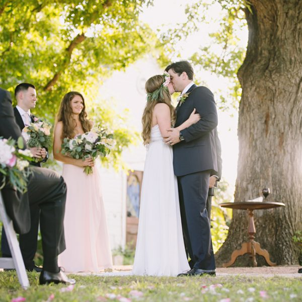 Kim & Nick's Austin Barr Mansion Wedding