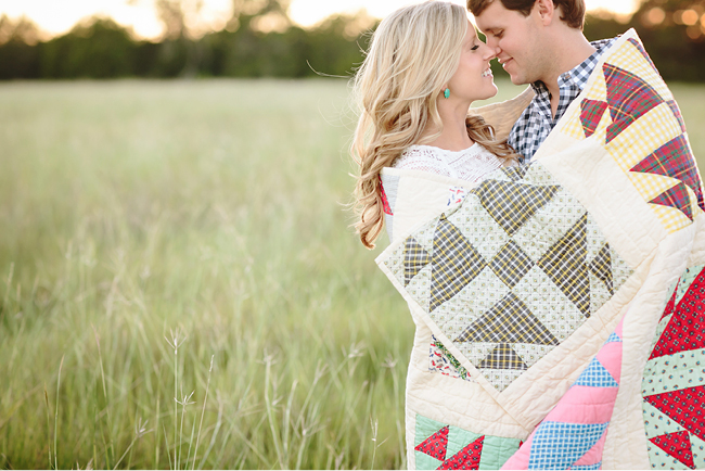 Kristen & Chase's Engagements | Julie Wilhite Photography | Austin Engagements | Outdoor Engagements | via juliewilhite.com