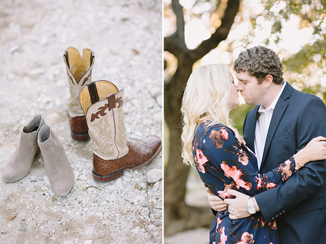 Sterling & Molly's Engagements | Julie Wilhite Photography | Austin Engagements | Outdoor Engagements | via juliewilhite.com