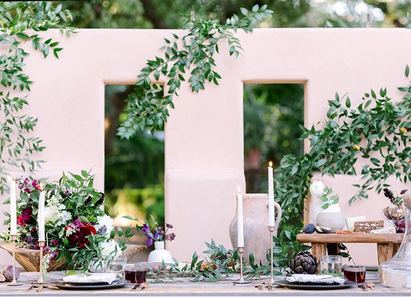 Jewel Tones Kinfolk Styled Shoot