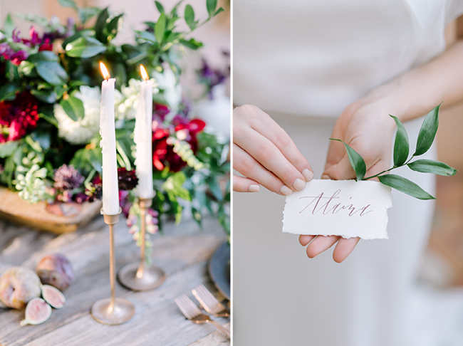 Jewel Tones Kinfolk Styled Shoot | Julie Wilhite Photography | Jennifer's Gardens | Austin Wedding Styled Shoot | Austin Wedding Photographer | via juliewilhite.com