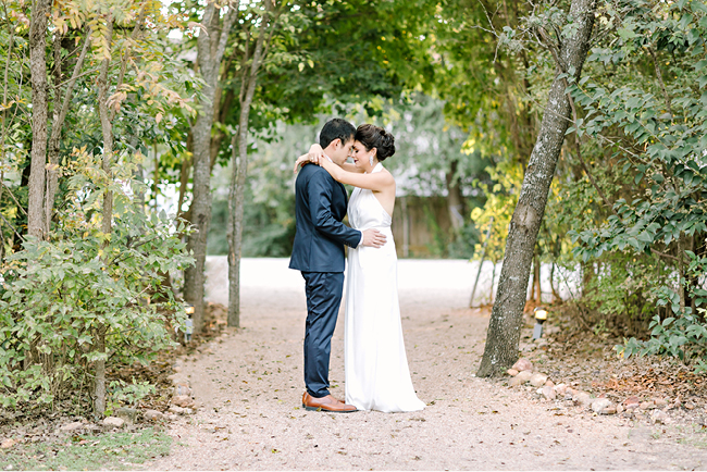 Christine & Christopher's Mercury Hall Austin Wedding