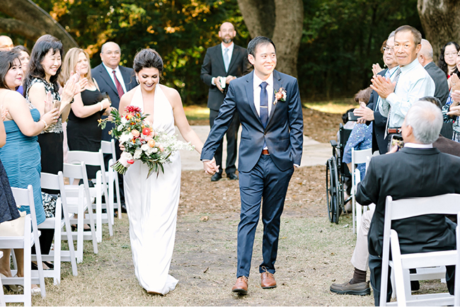 Christine & Christopher's Wedding | Julie Wilhite Photography | Austin Wedding | Outdoor Wedding | via juliewilhite.com
